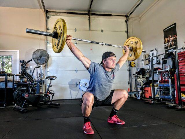 Analyse du overhead squat